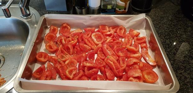 drogen tomaatjes