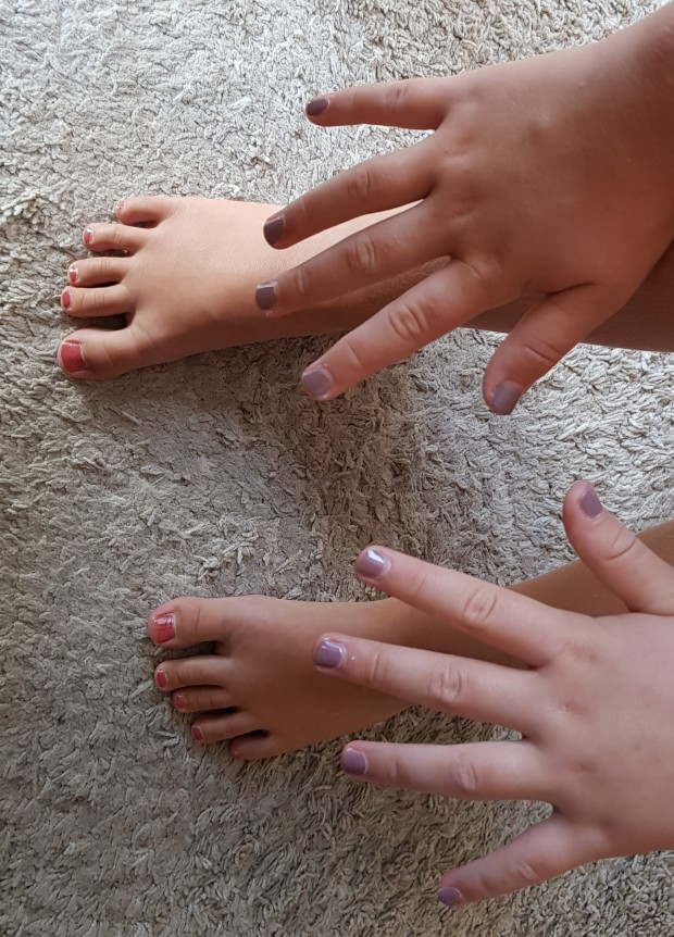 nagels lakken (2)